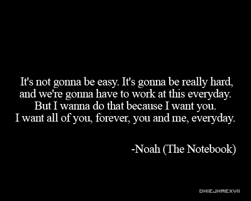 notebook quotes ♥